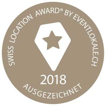 Swiss Location Award 2018 - Top 10