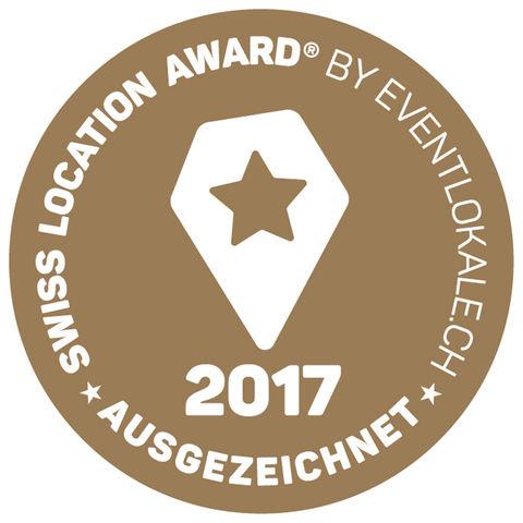 Swiss Location Award 2017 - 4th place