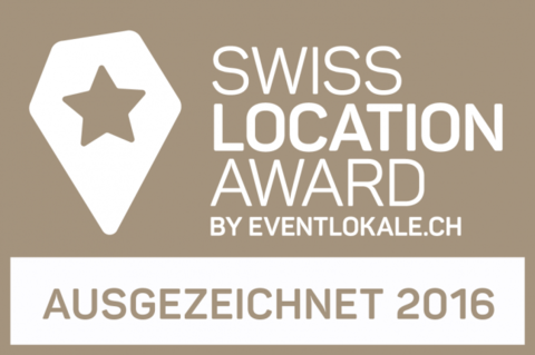 Swiss Location Award 2016 - Top 3<br/>